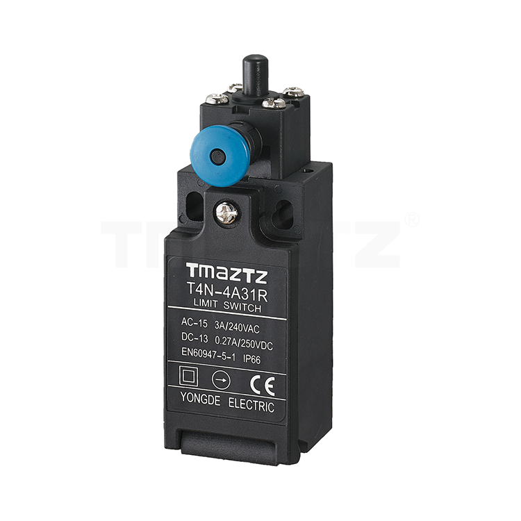 T4N-4A31R Manual Reset Safety Limit Switch