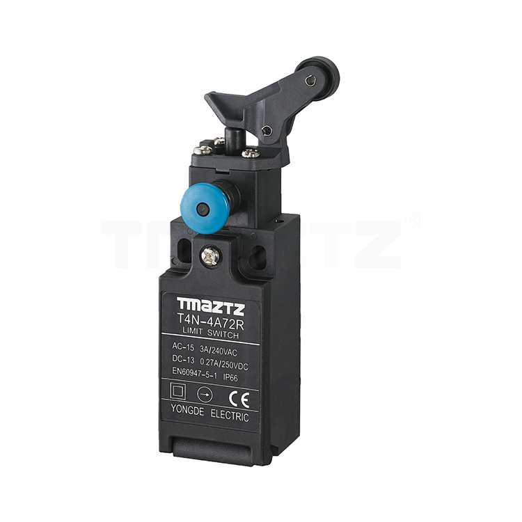 T4N-4A72R Manual Reset Safety Limit Switch