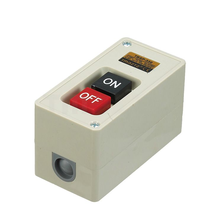 TBSP-330 Power Push Button Switch
