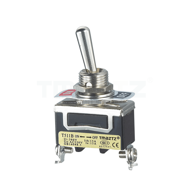 T511B On-Off Toggle Switch SPST