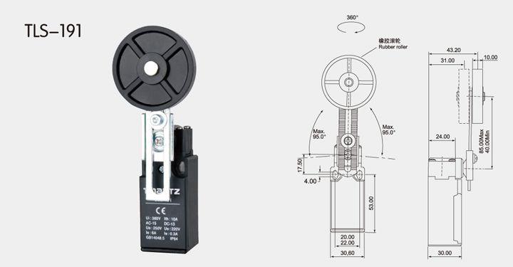 TLS-191 Limit Switch